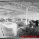 "New Studio Quality Antique RP Ship Photo:S.S. ""Dakota"" Ladies Reception Room"