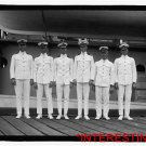 New Studio Quality Antique RP Ship Photo:Officers U.S. Ship Pioneer, 9-8-1922