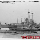 New Studio Quality Antique RP Ship Photo:U.S.N. North Dakota, United States Navy