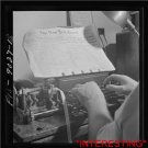 New Studio Quality Antique RP Ship Photo:Times News Passed by Naval Censor Radio