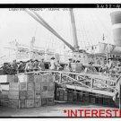 "New Studio Quality Antique RP Ship Photo: Loading ""Meade"" League Island"