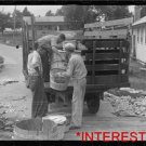 New Studio Quality Antique RP Ship Photo: Loading Crabs, Rock Point, Maryland