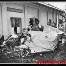 New [8x10] Antique RP Ship Photo: Bombing of Hickam Field, Dec 7 1941 P.Harbor