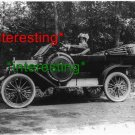 *NEW* WOMAN DRIVING CAR ANTIQUE IN 1914.=(8.5X11) OLD VINTAGE CAR PHOTO
