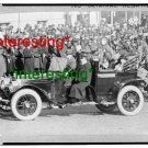 *NEW* WARREN HARDING CONVERTIBLE INAUGURATION=(8.5X11) OLD VINTAGE CAR PHOTO