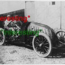 """*NEW* """"SISZ"""" FRENCH RACER--FACING MACHINE 1906=(8.5X11) OLD VINTAGE CAR PHOTO"""