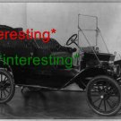 *NEW* FORD MODEL T ON DISPLAY IN 1908=(8.5X11) ANTIQUE OLD CAR PHOTO