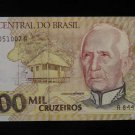 World/ Foreign Bill Banknote CURRENCY: BRASIL, BRAZIL, 1000 MIL CRUZEIROS RONDON