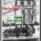 MARY ROBERTS RINEHART--AUTOMOBILE IN 1925=(8X10) ANTIQUE OLD CAR RP PHOTO