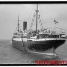 New [8x10] Antique RP Ship Photo: H.M.S. British Ship, Captured by Germans APPAM