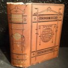 """ANTIQUE/VINTAGE BOOK: RARE """"BARNABY BUDGE"""" CHARLES DICKENS GLOBE ED 1879"""