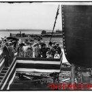 "New [8x10] Antique RP Ship Photo: Launching ""S.S. Allegheny"" Wyandotte, Michigan"
