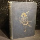 """ANTIQUE/VINTAGE BOOK: """"THE HIAWATHA PRIMER"""" FROM 1898 BY FLORENCE HOLBROOK"""