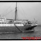 "New [8x10] Antique RP Ship Photo: H.M.S. ""Appam British Ship Captured by Germans"