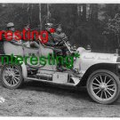 FUNSTON'S ROYAL TOURIST AUTOMOBILE IN 1906=(8X10) ANTIQUE OLD CAR RP PHOTO