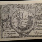 World/ Foreign Bill Banknote CURRENCY: 1920 Notgeld Neumarkt Austria Emergency