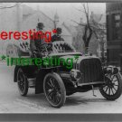 CHILEAN CONSULATE/MINISTER WASHINGTON D.C. 1904=(8X10) ANTIQUE OLD CAR RP PHOTO