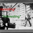 ELIHU ROOT: CHAUFFEURED AUTOMOBILE IN 1912=(8X10) ANTIQUE OLD CAR RP PHOTO