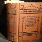 "ANTIQUE/VINTAGE BOOK: ""TALE OF TWO CITIES"" DICKENS WORK GLOBE EDITION 1879"