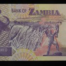 World/ Foreign Bill Banknote Paper Currency: ZAMBIA 100 KWACHA, AFRICA, 2005