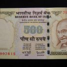 World/ Foreign Bill Banknote Paper Currency: UNC 500 RUPEES INDIA MAHATMA GANDHI