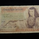 World/ Foreign Bill Banknote Paper Currency: MEXICO 1000 PESOS UN MIL 1985