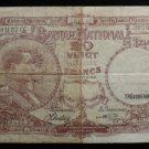 World/ Foreign Bill Banknote Paper Currency: 20 Francs, Belgium, 1929? Antique