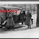 THE WOMEN'S RADIO CORPS IN 1920 POST WW1=(8X10) ANTIQUE CAR RP PHOTO