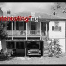 1936 SLATER HOUSE-ST. AUGUSTINE, FLORIDA AUTOMOBILE=(8X10) ANTIQUE CAR RP PHOTO