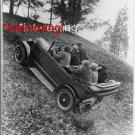 WHIPPET AUTOMOBILE-KY LICENSE-DRIVING UPHILL =(8X10) ANTIQUE CAR RP PHOTO