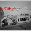 USED CAR LOT-OURISMAN CHEVROLET WASHINGTON DC 1930-=(8X10) ANTIQUE CAR RP PHOTO