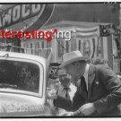 SENATOR REYNOLDS OF NORTH CAROLINA 1935 :ANTIQUE RP AUTOMOBILE PHOTO (8x10)