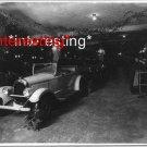 UNIDENTIFIED AUTO SHOW 1920 WASHINGTON D.C.- :ANTIQUE RP AUTOMOBILE PHOTO (8x10)