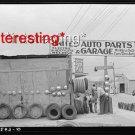 AUTO PARTS SHACK CORPUS CHRISTI TEXAS 1939 :ANTIQUE RP AUTOMOBILE PHOTO (8x10)