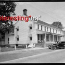 EASTVILLE INN, NORTHAMPTON COUNTY,VA 1934 :ANTIQUE RP AUTOMOBILE PHOTO (8x10)