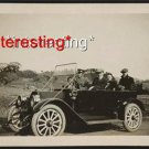 1918 OLD CAR-DEWART, POWELL EASTER SUNDAY :ANTIQUE AUTOMOBILE PHOTO (8x10)