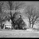 OLD CARS AT BROOKE MANOR MONTGOMERY MD 1932 :ANTIQUE AUTOMOBILE PHOTO (8x10)