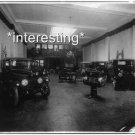 CAR SHOWROOM HUDSON MOTORCAR 1909 :ANTIQUE AUTOMOBILE PHOTO (8x10)