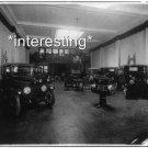 CAR SHOWROOM HUDSON MOTORCAR 1909 :ANTIQUE AUTOMOBILE PHOTO (8x10)