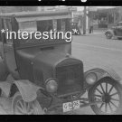 WORTHINGTON,OH CAR CRANK 1938: STUDIO QUALITY ANTIQUE AUTOMOBILE PHOTO(8x10)