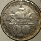 Antique/Vintage Coin:Silver U.S. Worlds Fair 1892 Columbian Exposition Half $