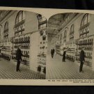 ORIGINAL STEREOVIEW ANTIQUE PHOTO ART: SEARS AND ROEBUCK: SWITCHBOARD ENGINE RM