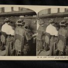 ORIGINAL STEREOVIEW ANTIQUE PHOTO ART: SEARS AND ROEBUCK: TELEPHONE SWITCHBOARD