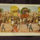 ORIGINAL STEREOVIEW ANTIQUE CARD ART: ROYAL SERIES: &quot;HOLIDAY IN HAVANA, CUBA&quot;