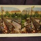 ORIGINAL STEREOVIEW ANTIQUE CARD ART: ROYAL SERIES: EMPEROR INSPECTING REGIMENT