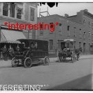 STUDIO QUALITY ANTIQUE AUTOMOBILE PHOTO:(8x10):US MAIL WAGON CAR IN 1906