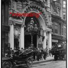 *NEW* STUDIO QUALITY ANTIQUE CAR PHOTO:(8x10):KEITH'S THEATRE PHILADELPHIA 1905