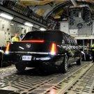 *NEW* Studio Quality RP Photo:(8.5X11):President Obama's Limousine C-17