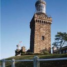New [8x10] Antique Lighthouse Photo: Navesink Twin Lights, Highlands, New Jersey