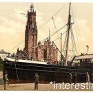 New [8x10] Antique Lighthouse Photo: Bremerhafen, Hanover, Hannover, Germany